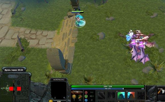Angel Arena - кастомная карта Reborn - Dota 2