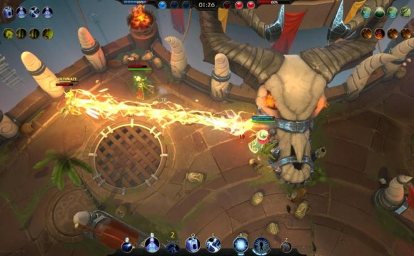 Another MOBA Game Battlerite is Rising on Steam   GamingPH.com