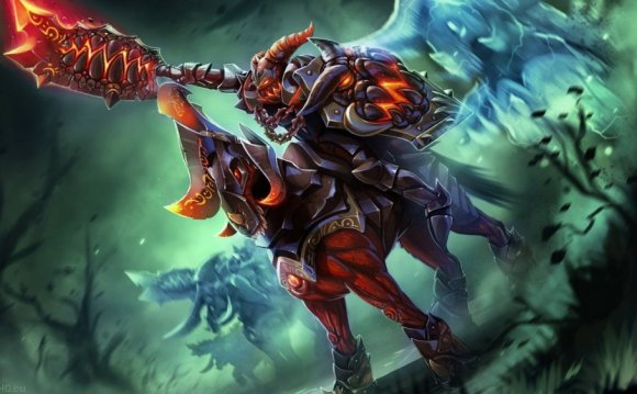 Chaos knight в dota 2