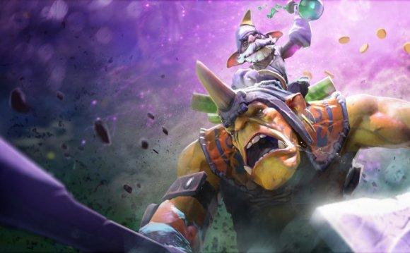 Гайд по DotA 2. Alchemist, Chaos Knight / Блог им. deathstalker