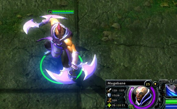 Magebane - Anti-Mage From Dota 2 - Текстуры Hon - HON - Heroes of