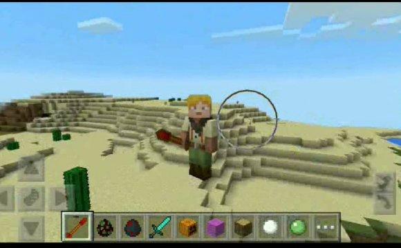 Обзор модов Minecraft PE 0.14.0 - 0.14.1 [mcpe] Битвы мобов - YouTube