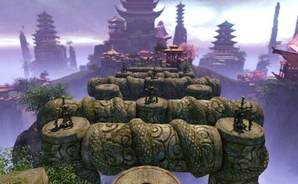 Секрет: Прохождение «Садов Наслаждений» в ArcheAge — Игры Mail.Ru