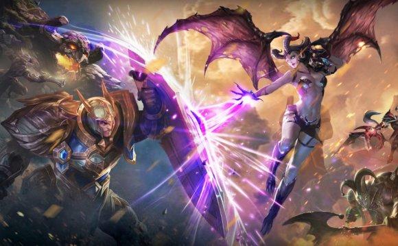 Состоялся релиз самой популярной в Азии MOBA игры — Arena of Valor