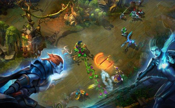 Strife обзор игры | Сайт о MMO и MMORPG. Лучшие онлайн игры!